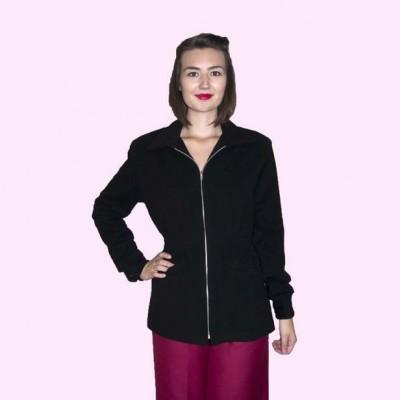 Ski Jacket Black