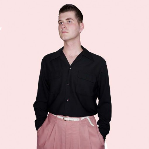 Gab Shirt Black worn