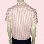 Jerry Lee Pink Stripe back