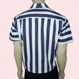 Jerry Lee Wide Blue Stripe back