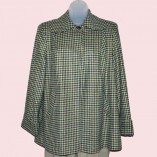 Swing Coat Houndstooth