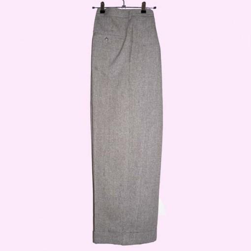 Mens Bags Beige Tweed Side