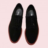 Terry Smith Suede Black upper