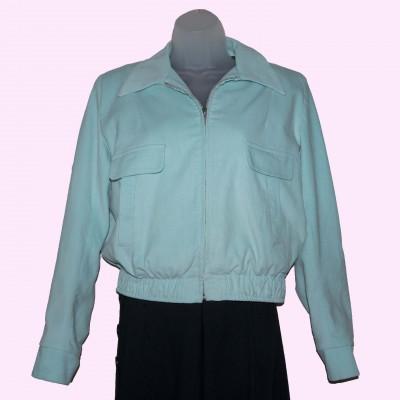Gab Jacket Mint Cord