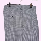 Mens American Pegs Dogtooth close up