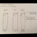 La Riivera Trousers differences