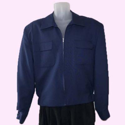 Gab Jacket French Navy