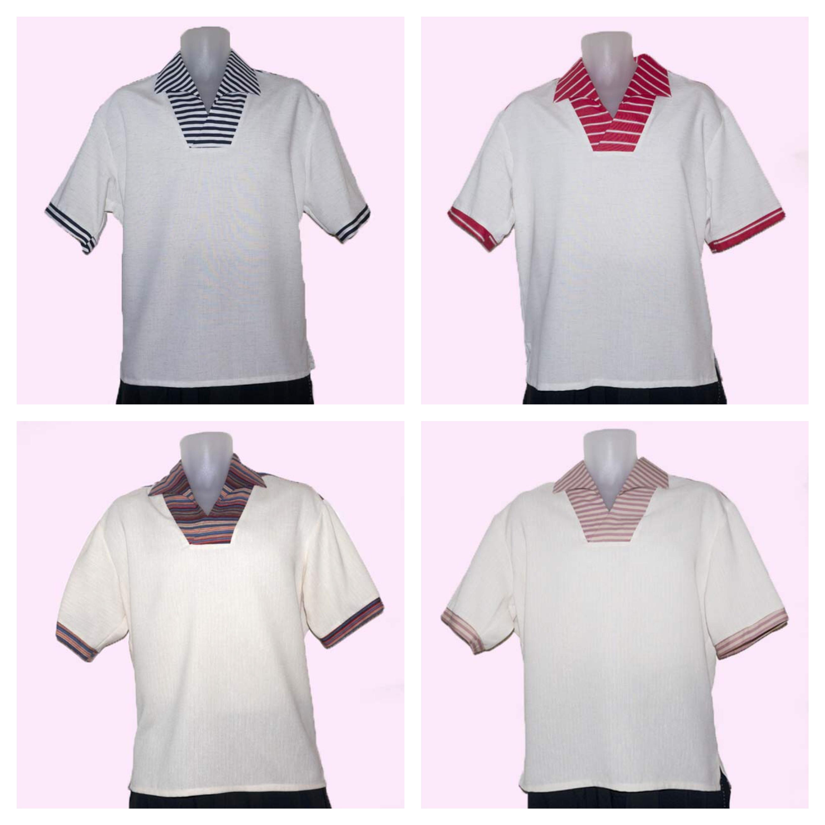 la riviera 1950 s jerry style shirt two tone morellos