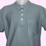 Popover Green Stripe top