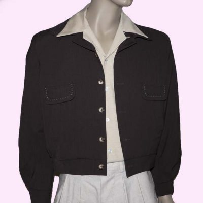 gab-jacket-button-dark-brown-open