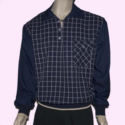 Gaucho Navy with Navy Check