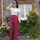 Womens Trousers Mulberry