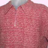 Popover Red Marl
